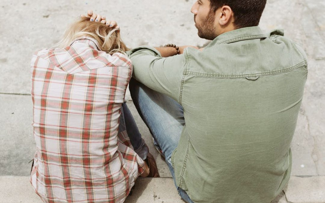 How Romantic Partners Learn to Forgive A Hurt